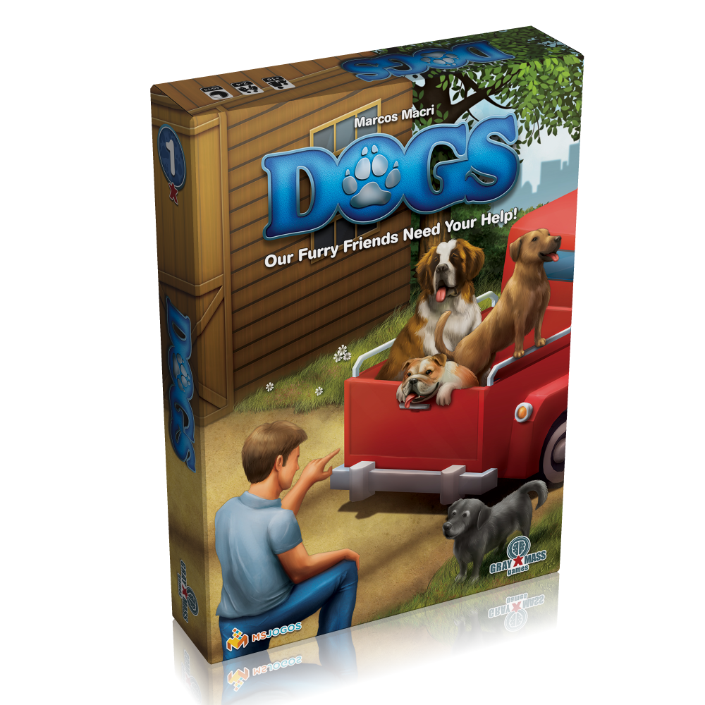 Dogs Box Cover